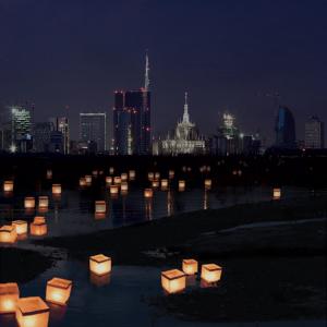 notte lanterne
